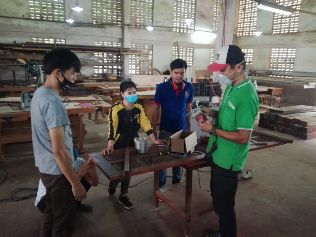 Wood Working Training